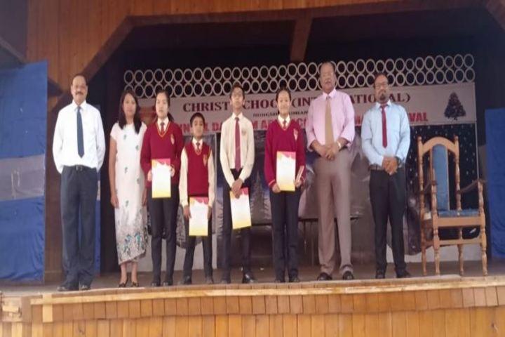 Christ School- Certification
