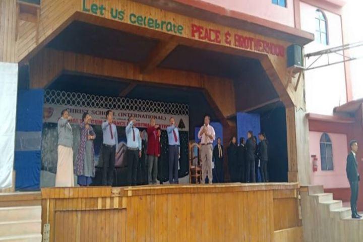 Christ School- Pledge