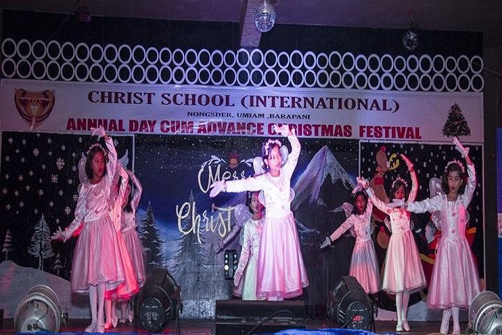 Christ School-Annua day