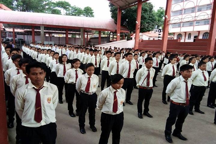Christ School-Assembly