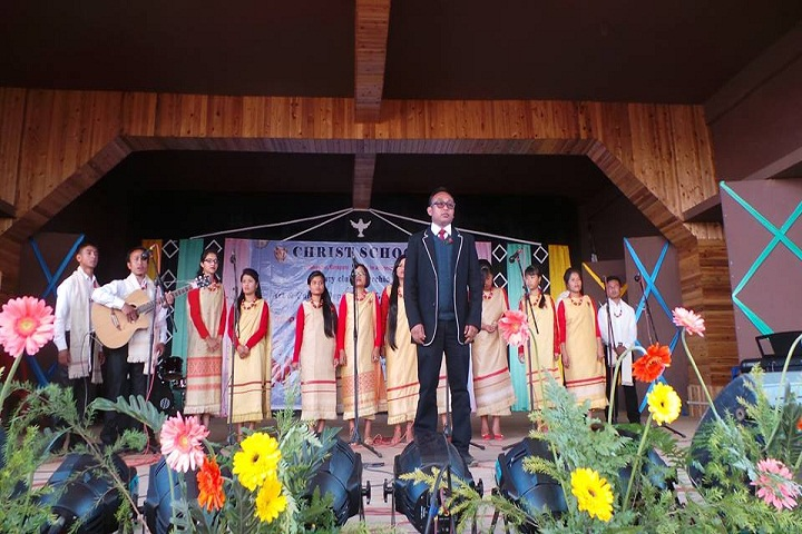 Christ School-Singing Competition