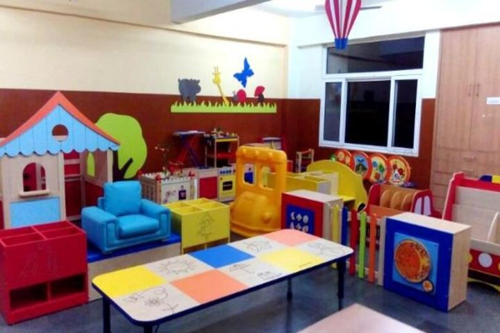 CMCL Vidya Bharati School-Activity Room