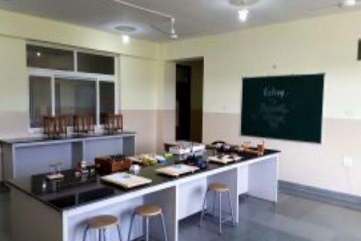CMCL Vidya Bharati School-Physics Lab