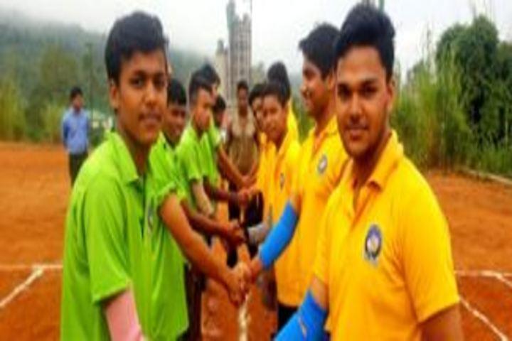 CMCL Vidya Bharati School-Sports