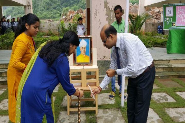 CMCL Vidya Bharati School-Teachers Day Celebrations
