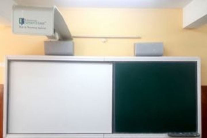 CMCL Vidya Bharati School-smart class