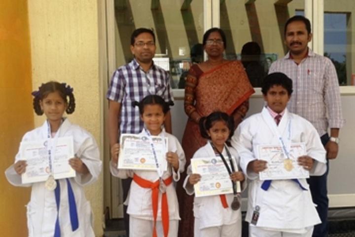 Abhyas The Global School-Achievement