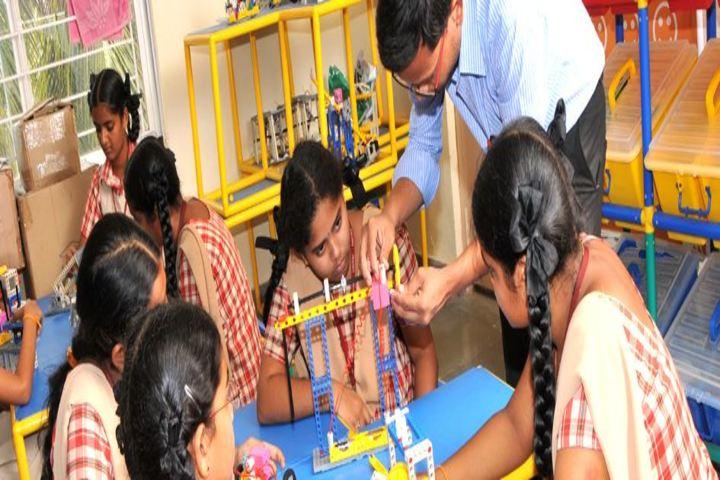Abhyas The Global School-Arts