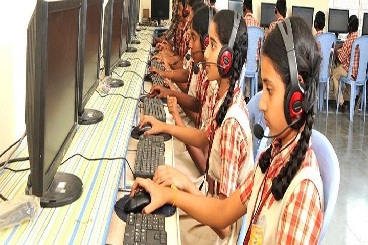 Abhyas The Global School-Computer Class