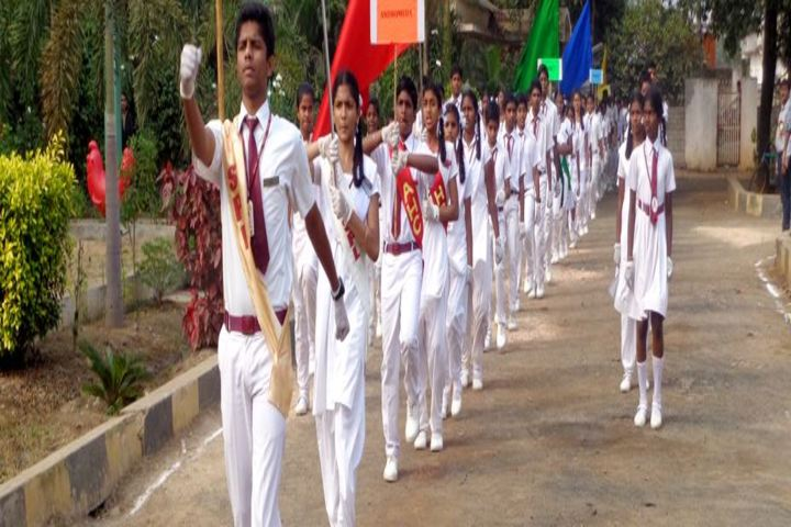 Abhyas The Global School-March Past
