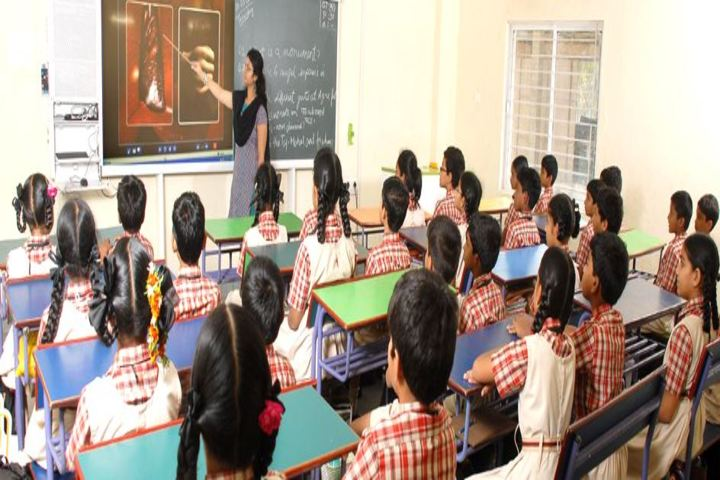 Abhyas The Global School-Projector