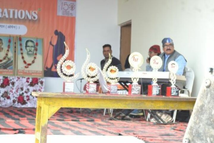 Dhruv Urmila Vidyapeeth-Awards