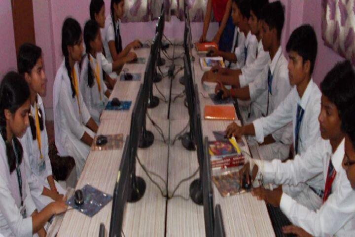 Dhruv Urmila Vidyapeeth-Computer Lab