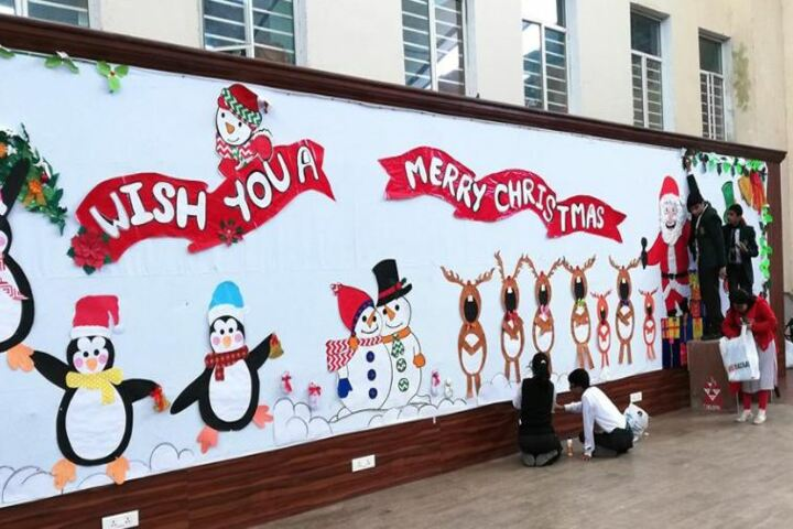 Delhi Public School Khanapara-Christmas Day Celebrations