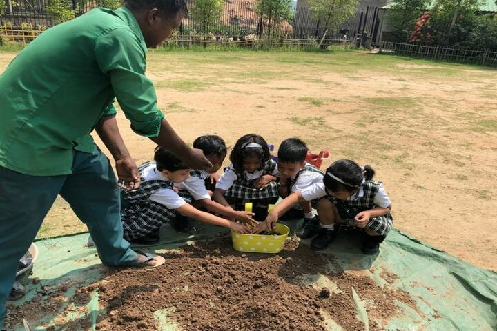 Delhi Public School Khanapara-Environment Day Celebrations