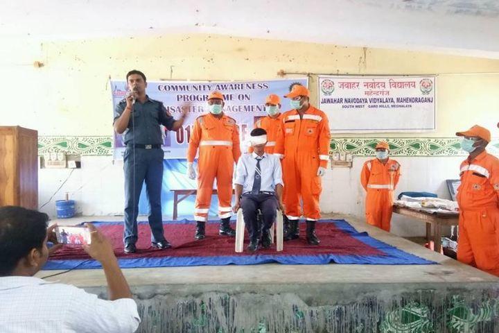 Jawahar Navodaya Vidyalaya-Awareness Program