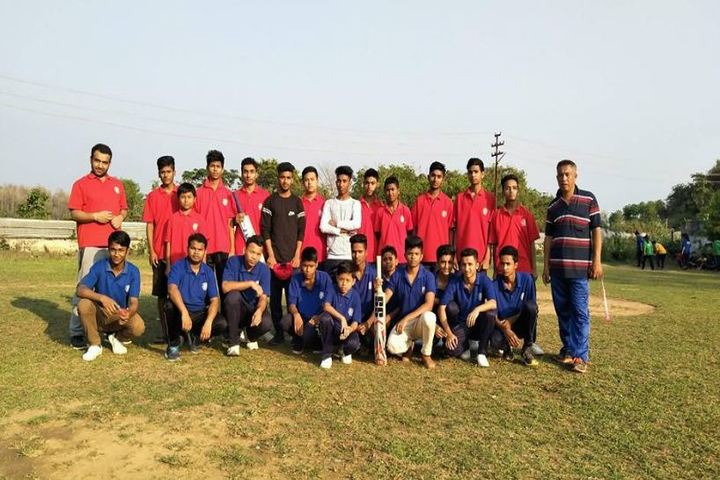 Jawahar Navodaya Vidyalaya-Sports Team