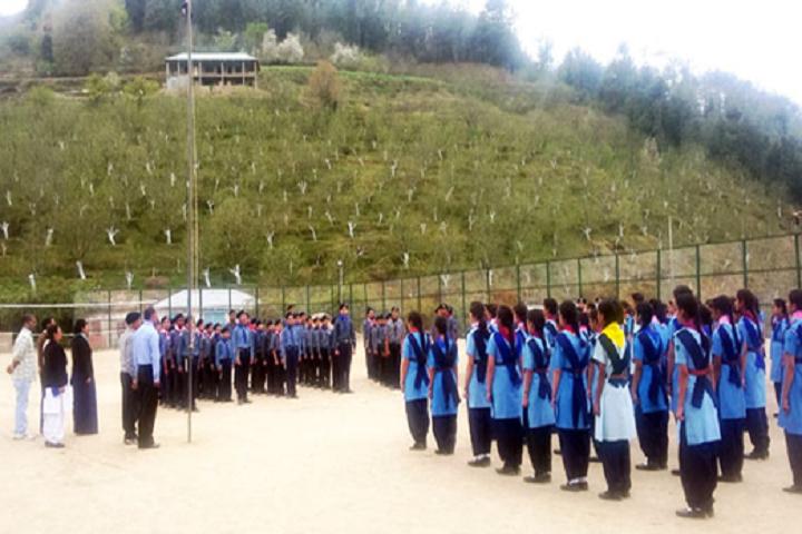 Jawahar Navodaya Vidyalaya-Scout And Guides