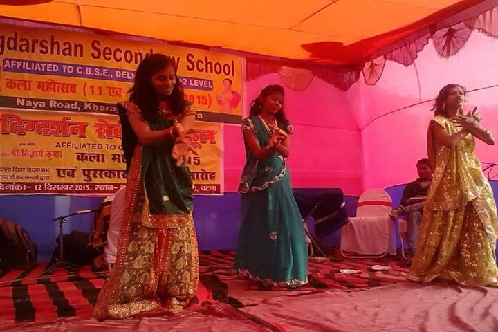 Digdarshan Secondary School-Dance