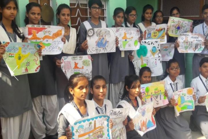 Digdarshan Secondary School-Drawing
