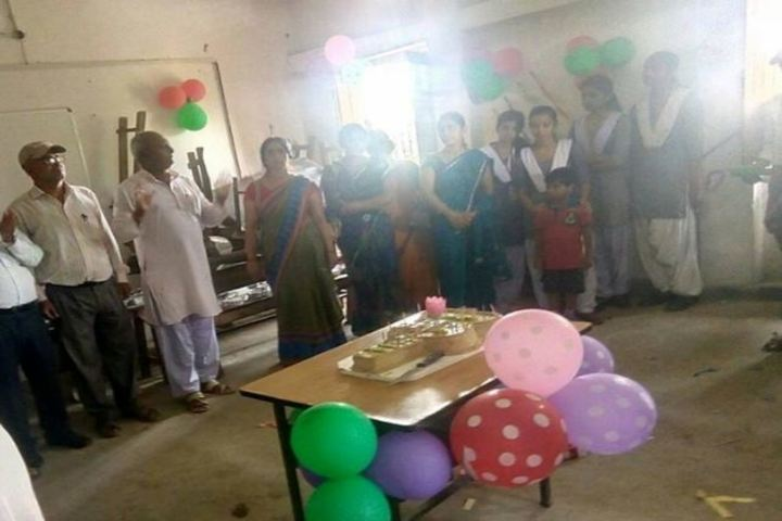 Digdarshan Secondary School-Teachers Day