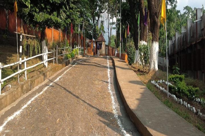 Kendriya Vidyalaya-Campus-View entrance
