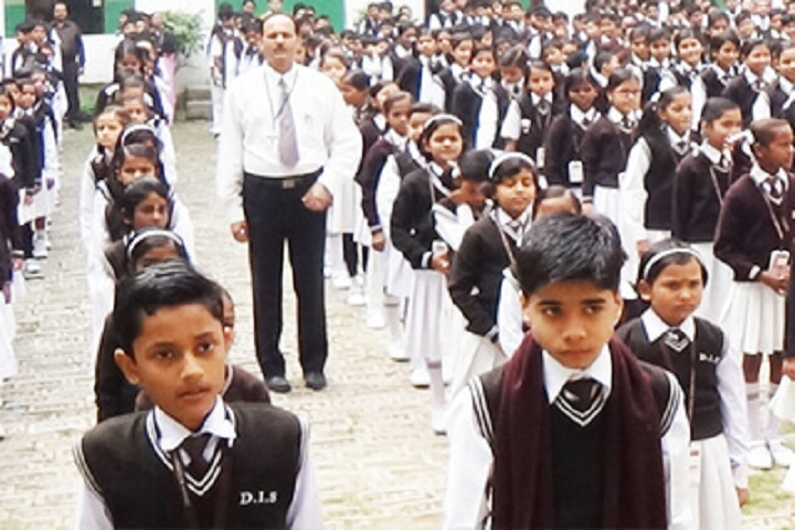 Diksha International School-Assembly