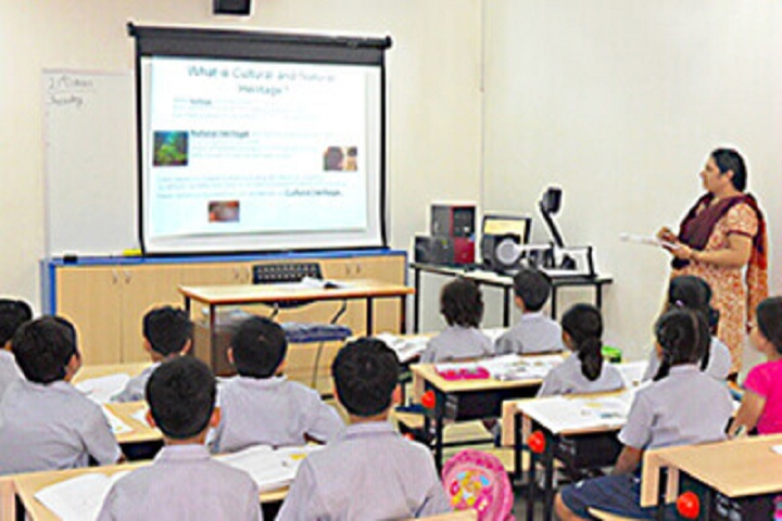 Diksha International School-Smart Classroom