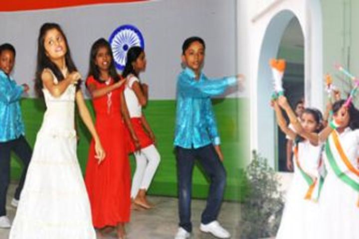 Diksha International School-Dance