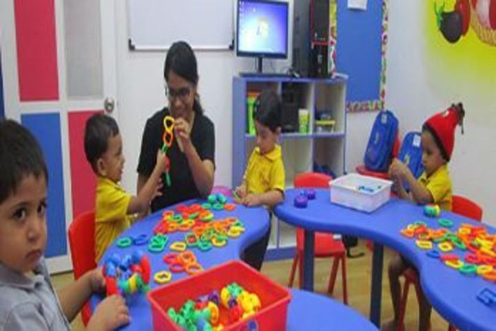 Diksha International School-Play Area