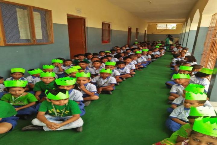 Dini International School-Environmental Day Celebrations