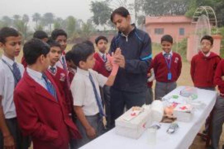 Divine Happy School-Medical Checkup