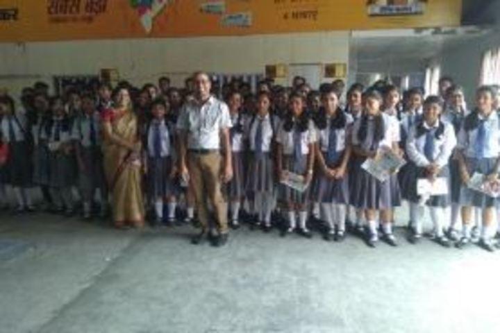 Divine Happy School-Students