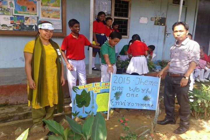 Assam Rifles Training Centre High-Environmental Day