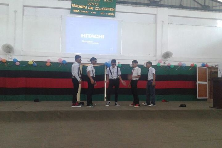 Assam Rifles Training Centre HighTeachers Day Celebrations