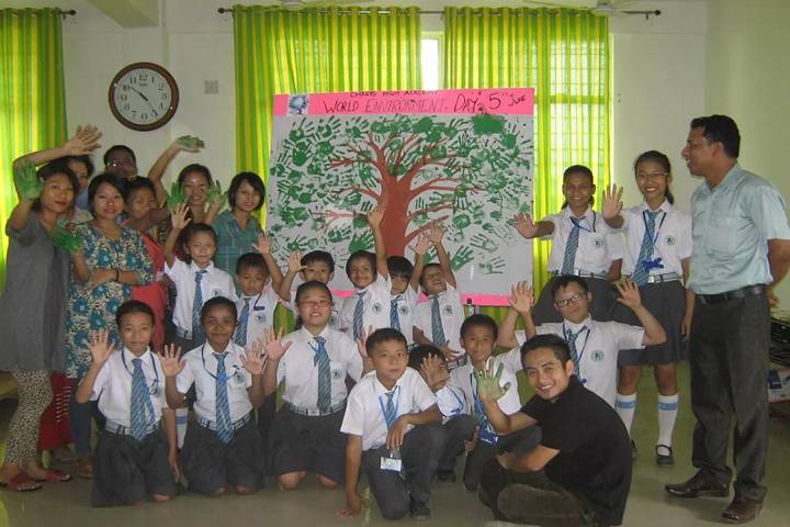 Charis High Academy-World Environment Day