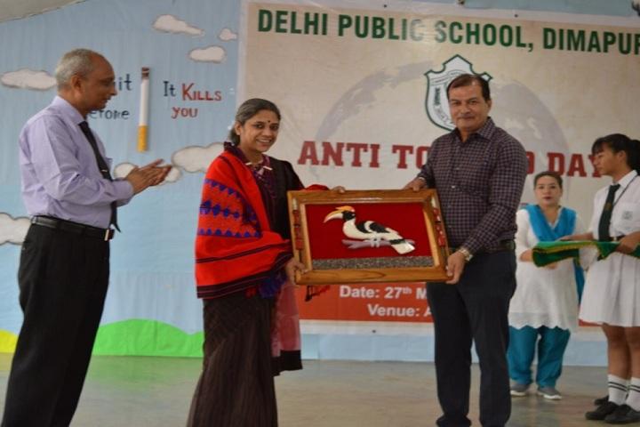 Delhi Public School Dimapur-Anti Tobacco Day