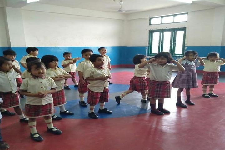 Delhi Public School Dimapur-Dance Room