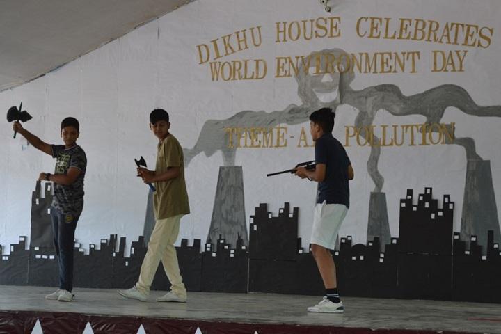 Delhi Public School Dimapur-World Environment Day Drama