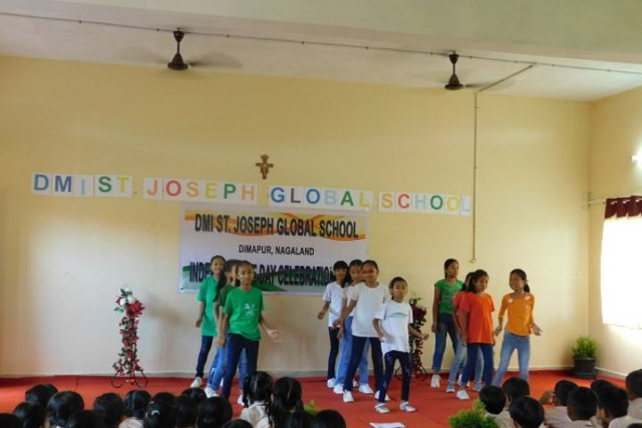 Dmi St Joseph Global School-Dance