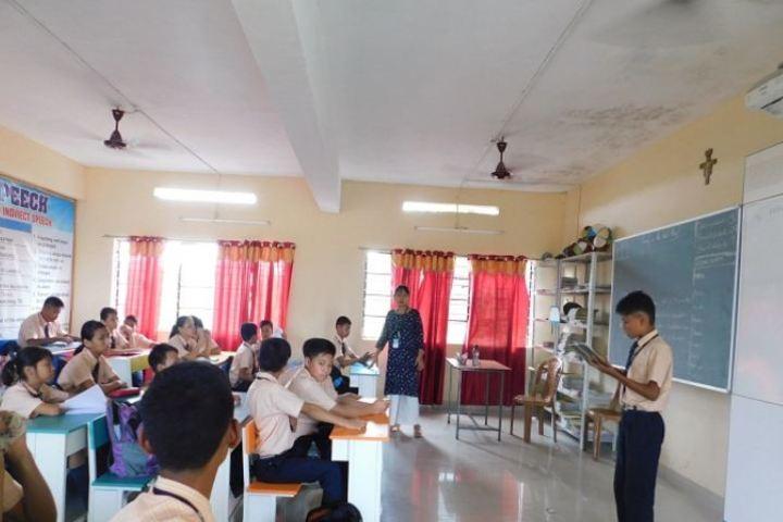 Dmi St Joseph Global School-Speech