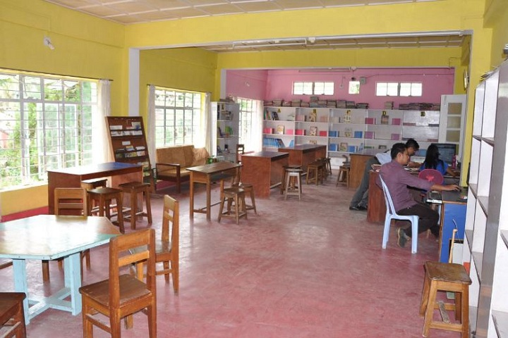 G Rio School-Library Junior Section