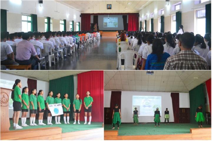 Hollo Toli School-Environment Day
