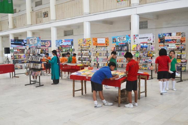 Hollo Toli School-Literary Week