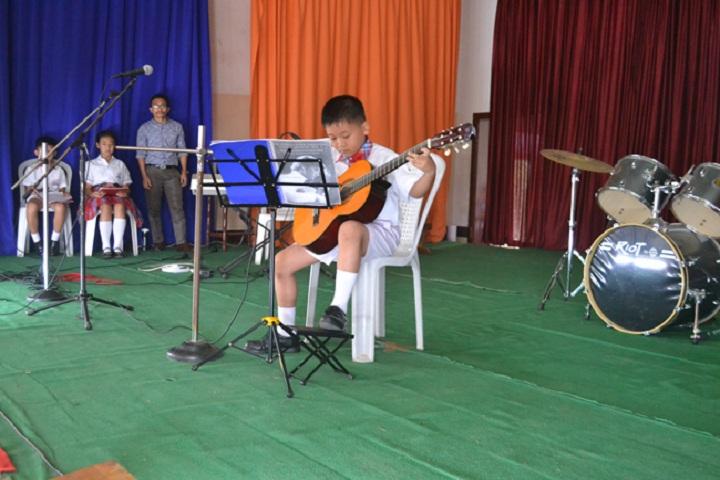 Hollo Toli School-Musical Piece Competition