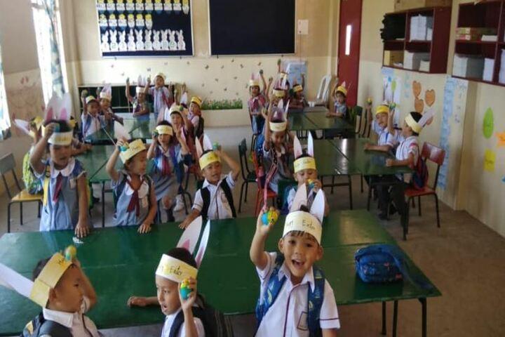 Hope Academy-Class