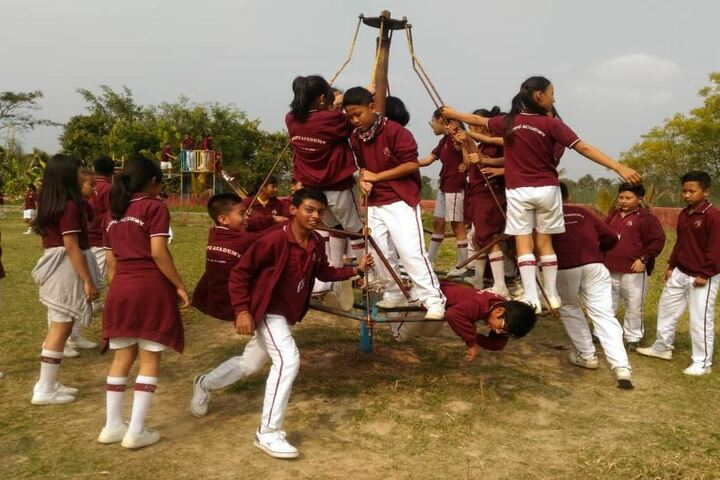 Hope Academy-Play Ground