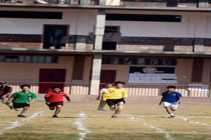 Hope Academy-Indoor Games
