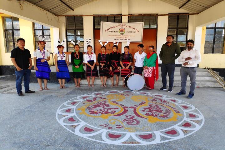 Jawahar Navodaya Vidyalaya-School Band