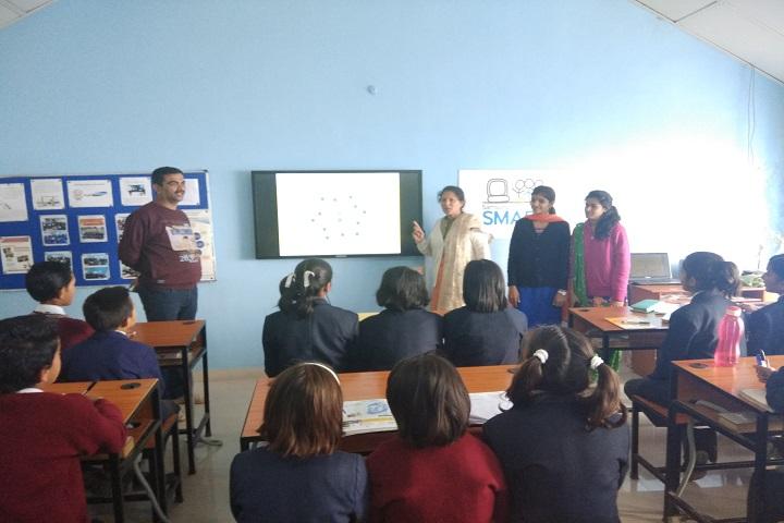 Jawahar Navodaya Vidyalaya-Class Room